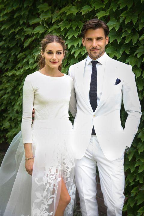 Alternative celebrity wedding dresses