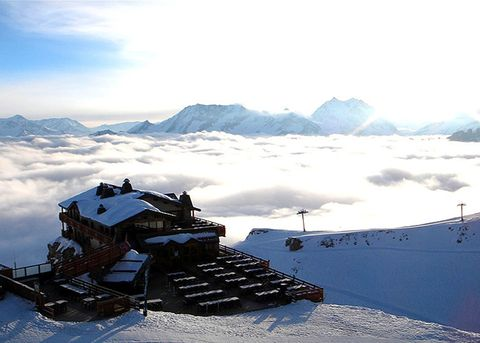 Le Panoramic, Courchevel