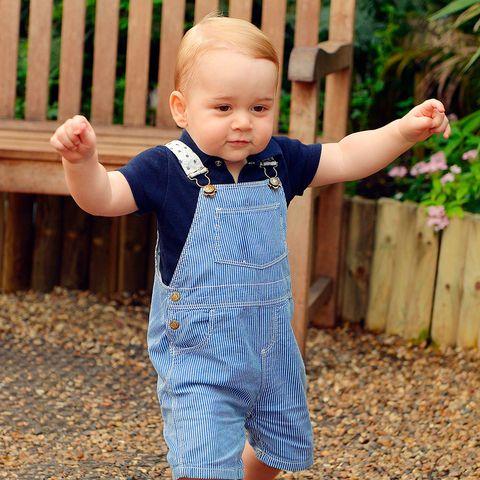 c875b67cf Prince George named most stylish baby