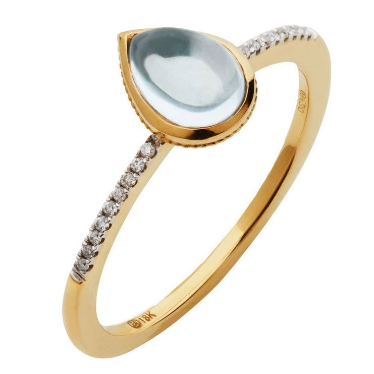 Unusual and alternative engagement rings