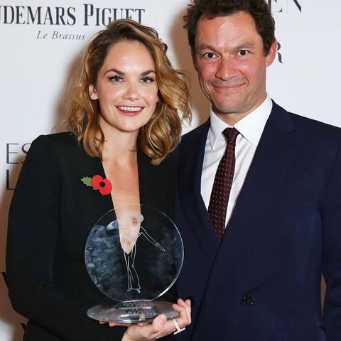 Dominic West On Ruth Wilson