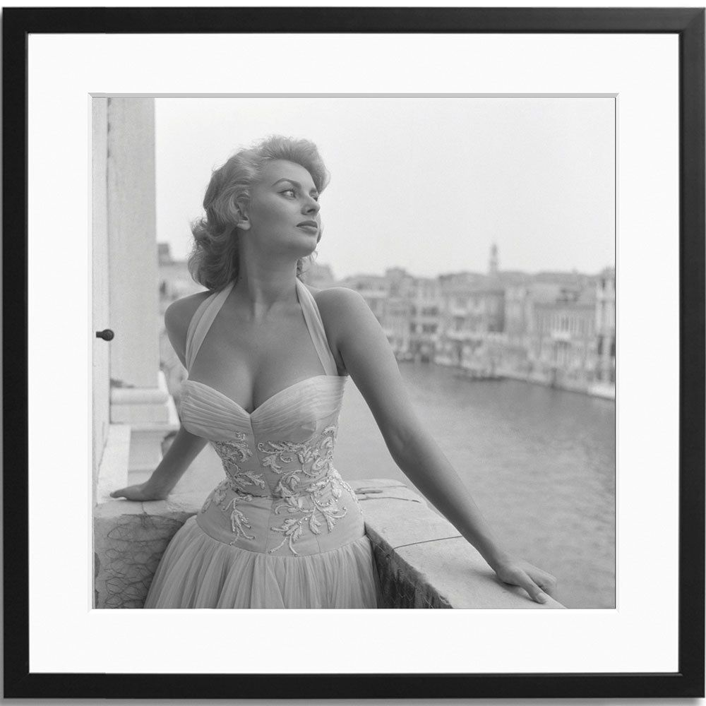 Beautiful vintage photographs of the Venice Film Festival unearthed
