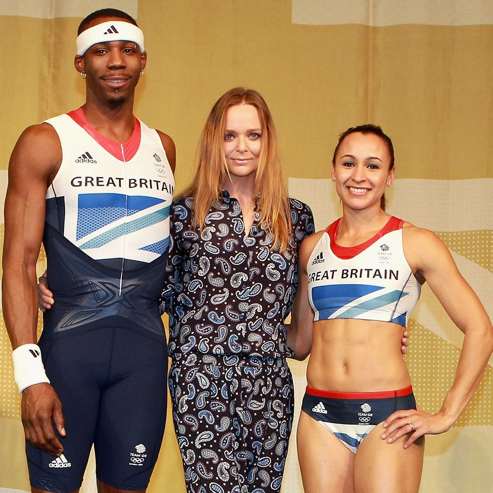 2019 year for girls- Mccartney stella debuts team gb olympic collection