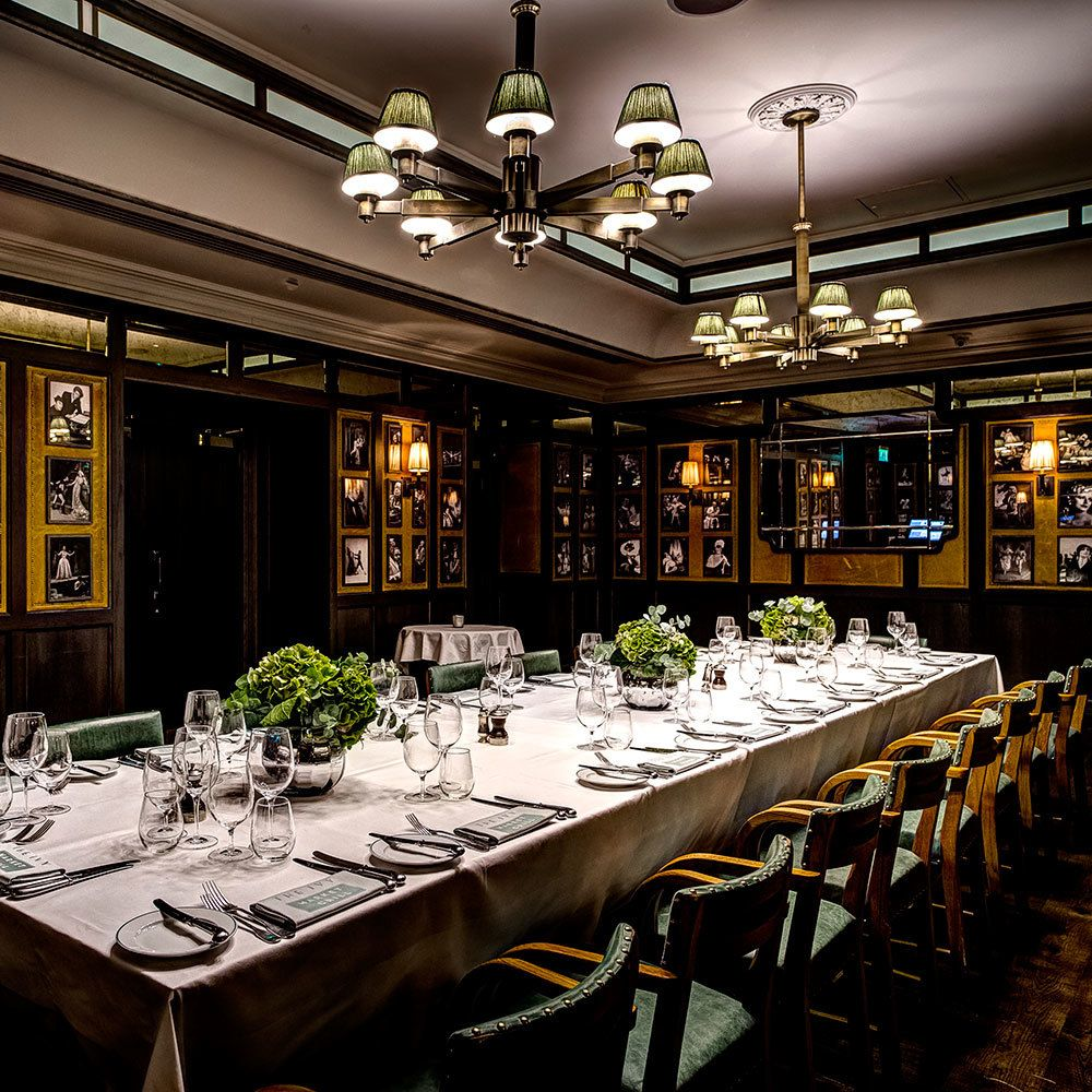 the best private dining rooms in london rh harpersbazaar com Modern Dining Room Casual Dining Room Decor