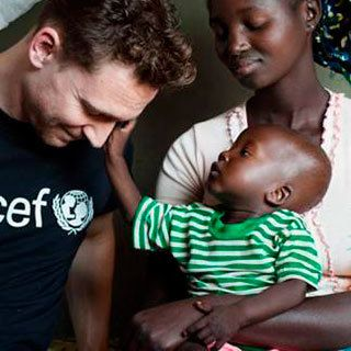 Tom Hiddleston reports on visiting Guinea for UNICEF