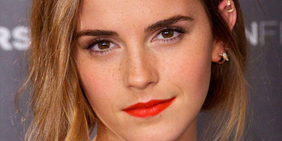 Watson job emma nose Emma Watson