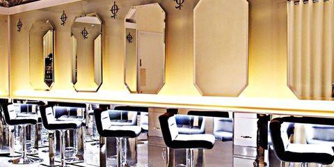 Interior design, Ceiling, Beige, Design, Stool,
