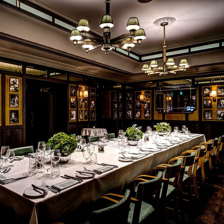 Private Dining Rooms Atlanta: The Best Private Dining-rooms In London