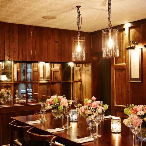 Best private dining options in london