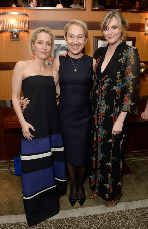 Justine Picardie's Dior by Avedon book launch dinner at the Beaumont Hotel
