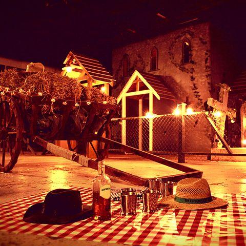 Wild West at Django Bango