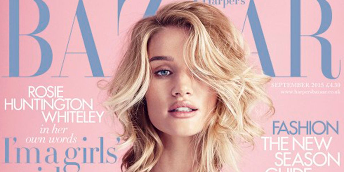 03ecc1299fd Rosie Huntington-Whiteley is our September issue cover star