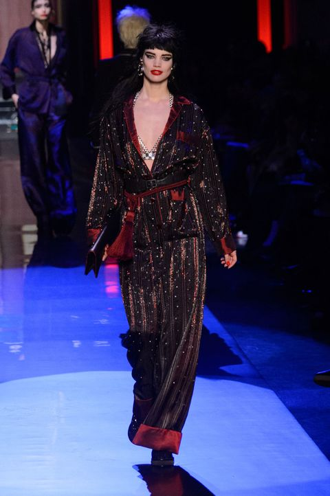Jean Paul Gaultier couture spring/summer 2016