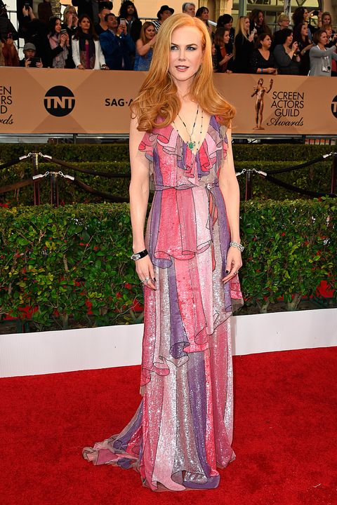 Nicole Kidman fashion file