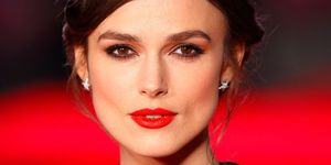 Keira Knightley - Best red lipsticks