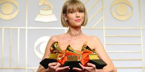 Taylor Swift at the 2016 Grammys - Album of the Year