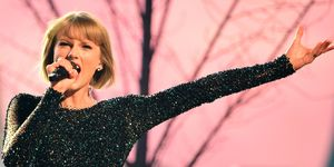 taylor swift wins album of the year at the grammys