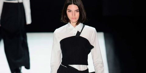 Sleeve, Shoulder, Fashion show, Joint, Standing, Waist, Formal wear, Style, Fashion model, Collar,