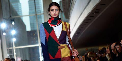 Tory Burch autumn/winter 2016, New York Fashion Week, NYFW