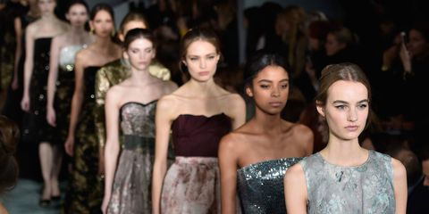Oscar de la Renta autumn/winter 2016, New York Fashion Week, NYFW