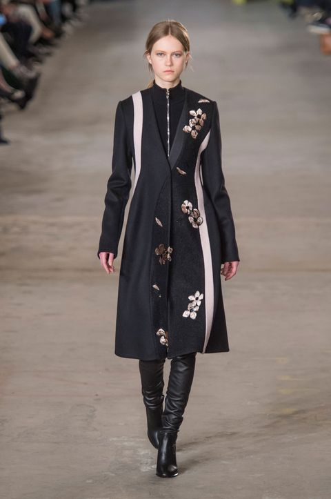 Boss autumn/winter 2016, New York Fashion Week, NYFW