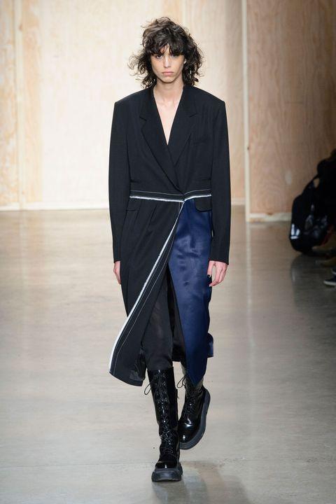 DKNY autumn/winter 2016, New York Fashion Week, NYFW