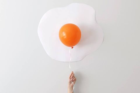 Orange, Peach, Party supply, Ingredient, Circle,