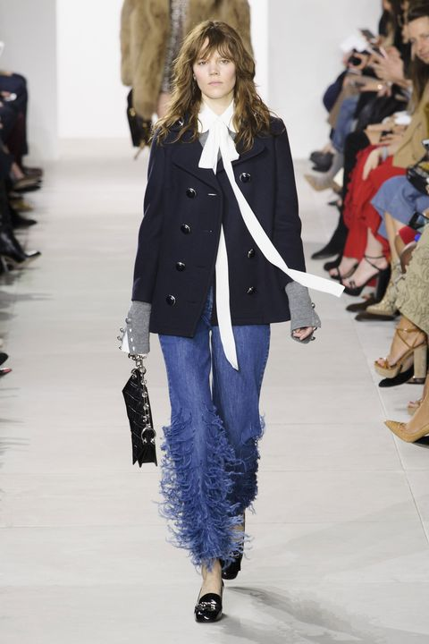 Michael Kors autumn/winter 2016, New York Fashion Week, NYFW