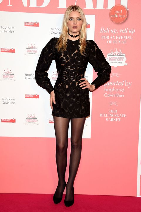 The Naked Heart Foundation's Fabulous Fund Fair, London Fashion Week parties