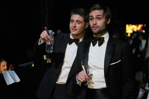 bafta 2016 after party pictures