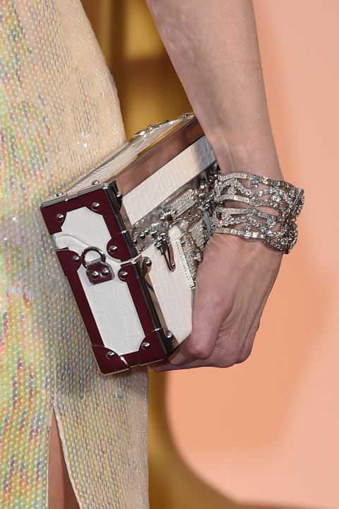 Nicole Kidman wearing Harry Winston