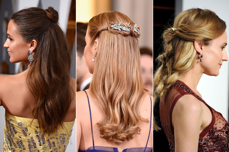Three S A Trend Half Up Half Down Hair