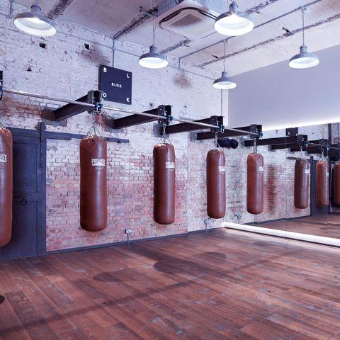 Blok London gym