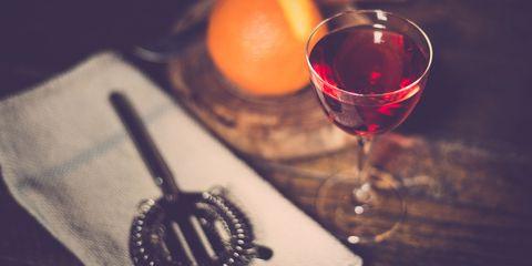 Glass, Stemware, Drinkware, Wine glass, Barware, Drink, Tableware, Dessert wine, Alcoholic beverage, Grapefruit,