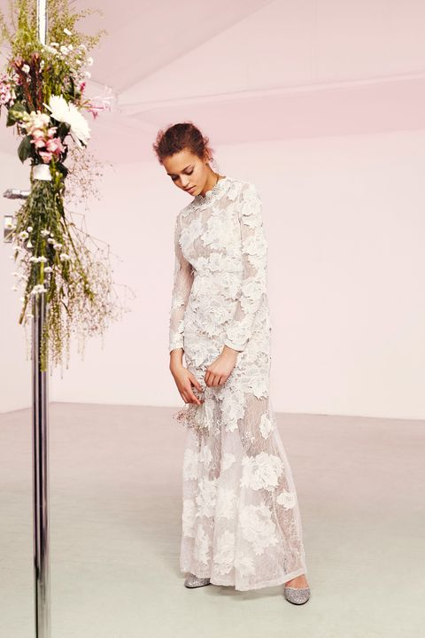ASOS launches bridal collection of wedding dresses
