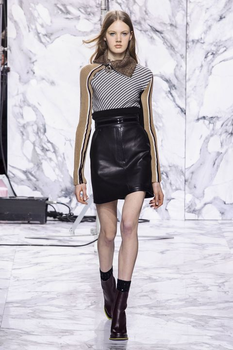 Carven autumn/winter 2016