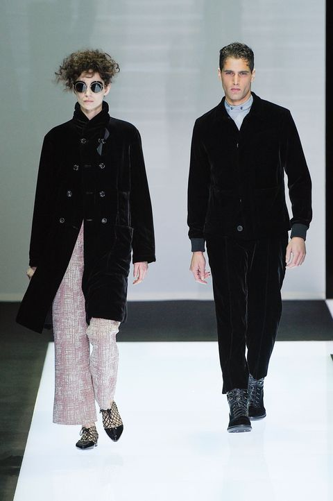 eac2fa7a Giorgio Armani autumn/winter 2016