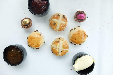 Food, Cuisine, Ingredient, Finger food, Dish, Baked goods, Sweetness, Recipe, Dessert, Snack,