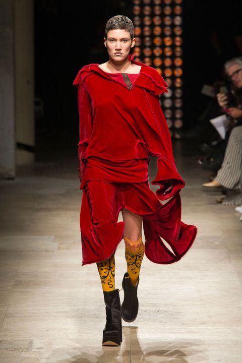 Vivienne Westwood autumn/winter 2016