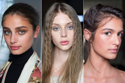 Spring/summer 2016 beauty trends from the catwalks