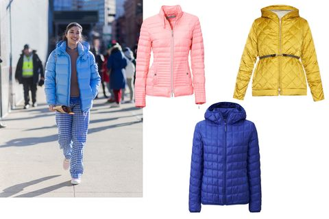 Three's a Trend: How to Wear Puffa Jackets