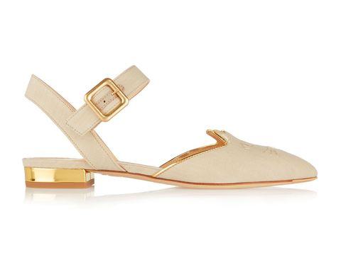 Wedding shoes, flat wedding shoes