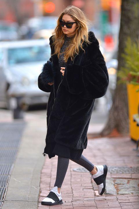 Best dressed celebrities, best dressed, Gigi Hadid, Bella Hadid