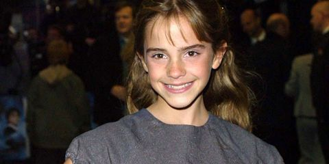 Emma Watson first red carpet appearance