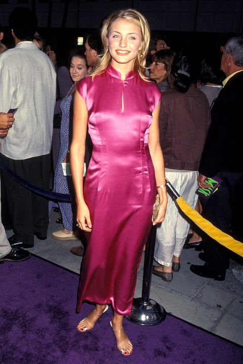 Celebrities' first red carpet appearances, celebrities on the red carpet