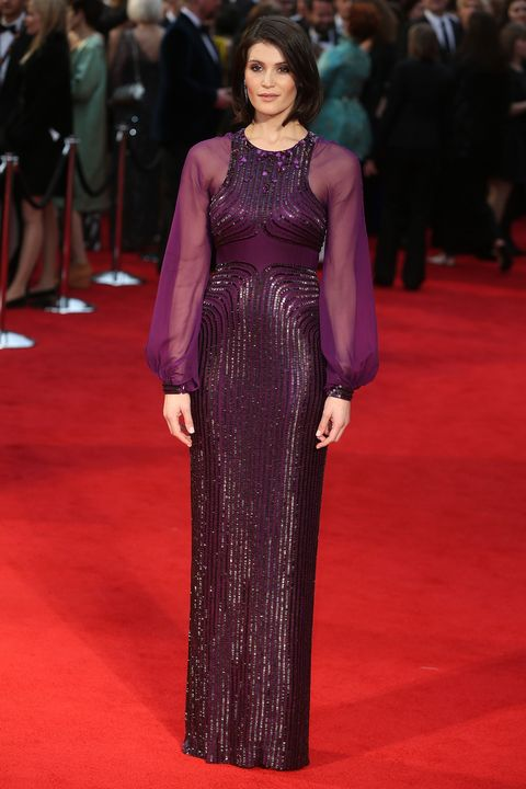Gemma Arterton at the Olivier Awards 2016