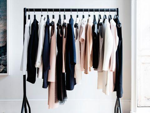 Five Ways To Maintain A Minimalist Wardrobe