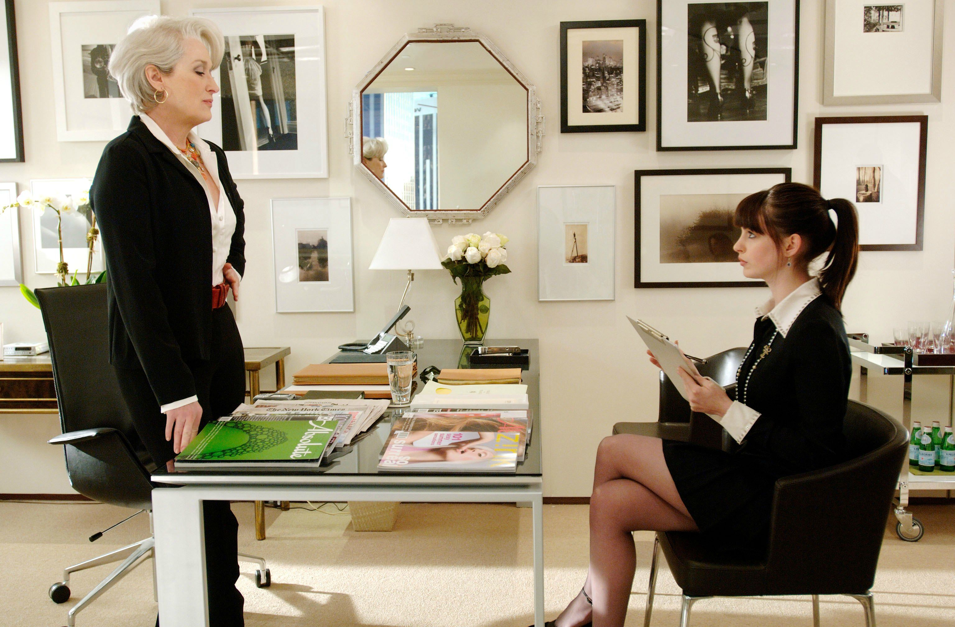 A Devil Wears Prada musical is coming next year