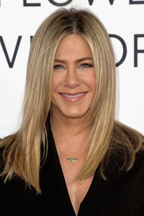 Jennifer Aniston at the premiere of Mother's Day
