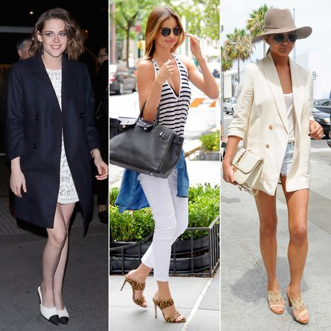 f8f754c03d1 Best mules and backless shoes | Celebrities wearing mules